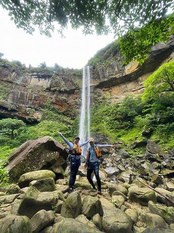ピナイサーラの滝の絶景