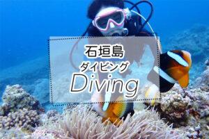 石垣島のダイビングツアー