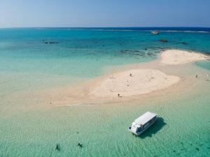 石垣島で随一の人気スポット幻の島浜島