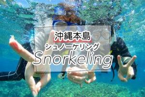 宮古島のシュノーケリングツアー