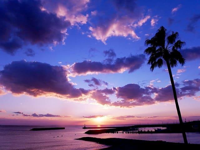宮古島のサンライズ