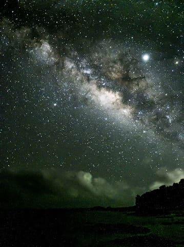 石垣島の星空
