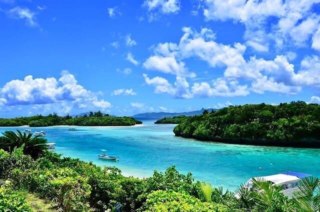 川平湾の絶景