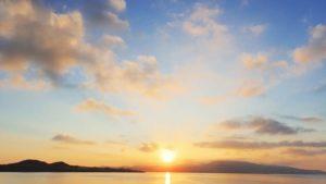 石垣島のサンセットフィッシングツアー