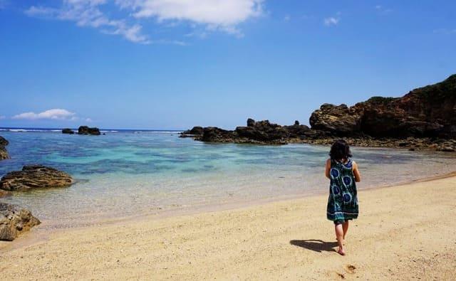 石垣島から日帰りで行ける西表島のビーチ