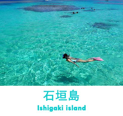 石垣島のアクティビティ