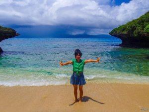 女子旅で人気のパナリ島