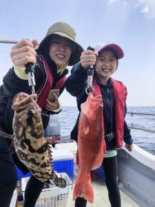 親子での参加も楽しい、西表島の釣りツアー