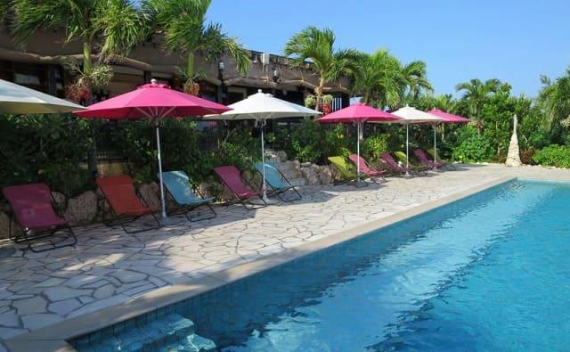 小浜島のホテル