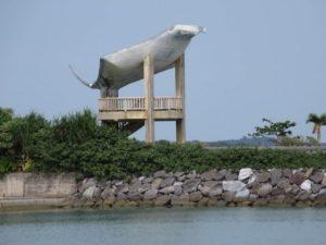 小浜島の海人公園