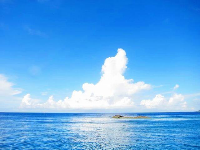 ケラマ諸島の絶景