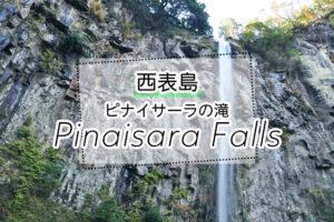 西表島のピナイサーラの滝ツアー