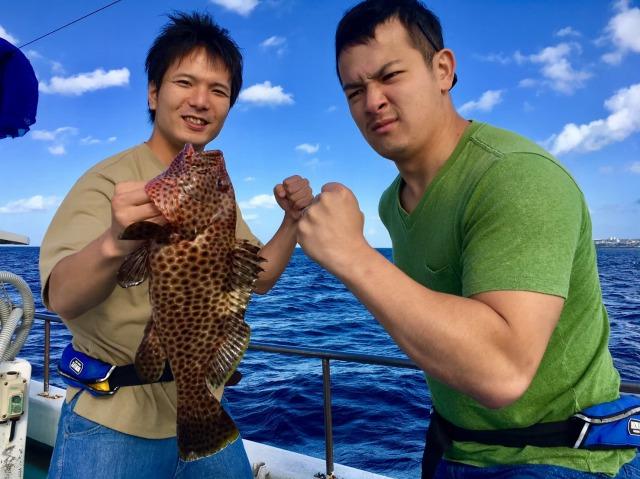 爆釣沖縄フィッシング